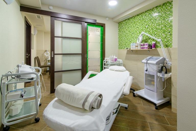 Wellness-центр TerraSPA, санаторий Россия г. Белокуриха